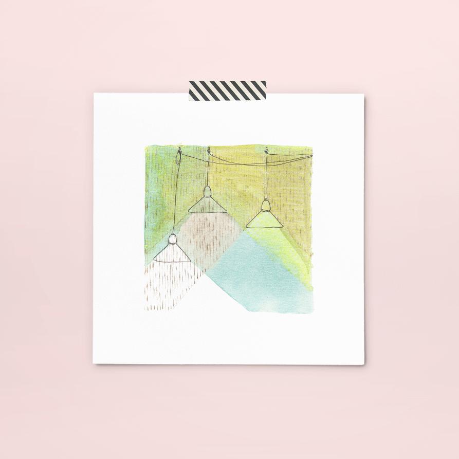 print 009 van 365+1 | tekening door Cynthia Borst